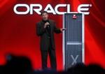 SAN FRANCISCO - SEPTEMBER 24:  Oracle CEO Larr...