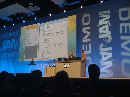 The Need for Timely Software – SAP TechEd 2009