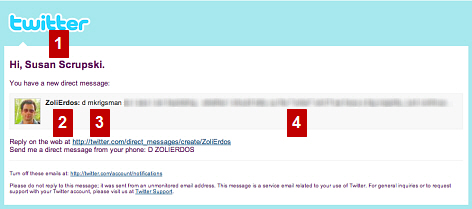 Are Twitter direct messages safe?