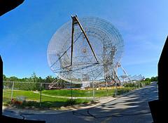 cold war relic long range radar