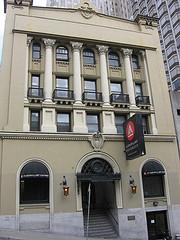 powell building of academy of art univ. san fr...
