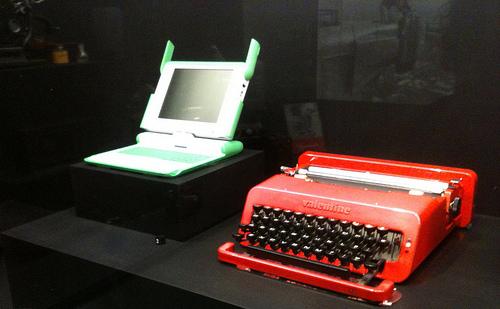 OLPC and type-writer