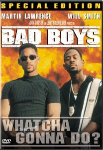 """Cover of """"Bad Boys (Special Edition)"""""""