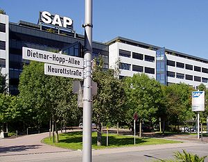 Headquarter SAP AG, Germany {{ru|Главный офис.