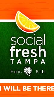 Warm up with SocialFresh Tampa!