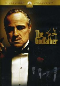 """Cover of """"The Godfather (Widescreen Editi..."""