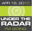 Under the Radar: Commercializing the Cloud - Apply to Present / Discount Tix Here