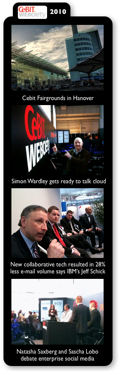 Webciety and Enterprise 2.0: A snapshot of today's social computing conversations