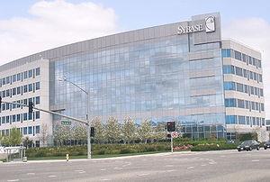 Sybase headquarters in Dublin, California; Loc...
