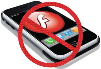 Apple FlashBlocks Adobe