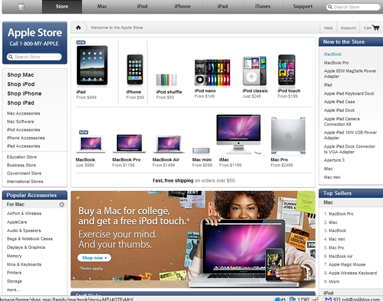 Best Buy Smarter than the Apple Store