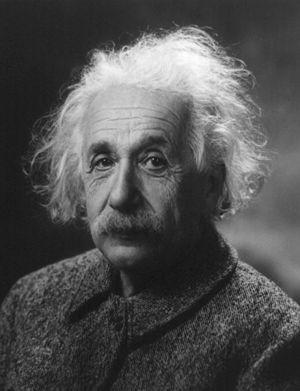 """Was Einstein """"bright""""?"""