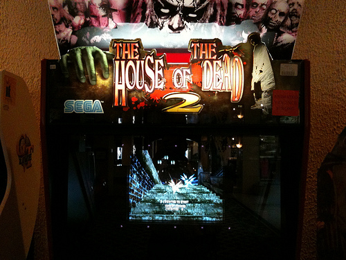 The House of The Dead, 2