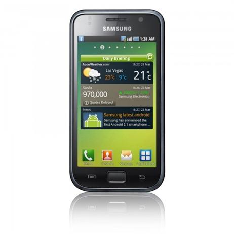 Samsung Galaxy S vs. Samsung Galaxy S