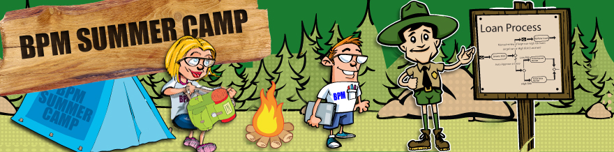 BPM Summer Camp: Business Users and BPMN