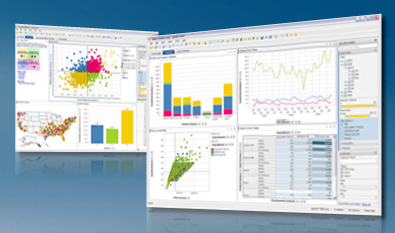 TIBCO Silver Spotfire: BI/Analytics in the Cloud
