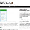 The BPM Daily
