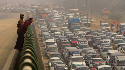 India's $65 Billion Infrastructure Mess