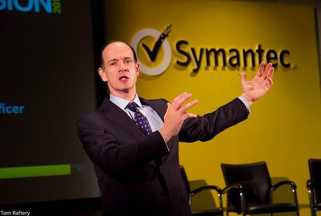 Symantec need to stop hiding their Green light under a bushel