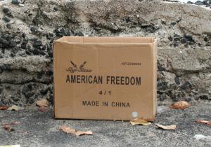 Friday Rant: China -- Making, Taking and Stealing