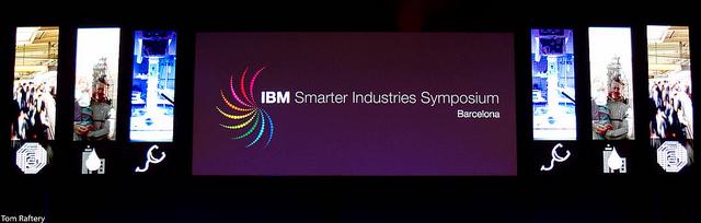 Innovation at the IBM Smarter Industries Symposium