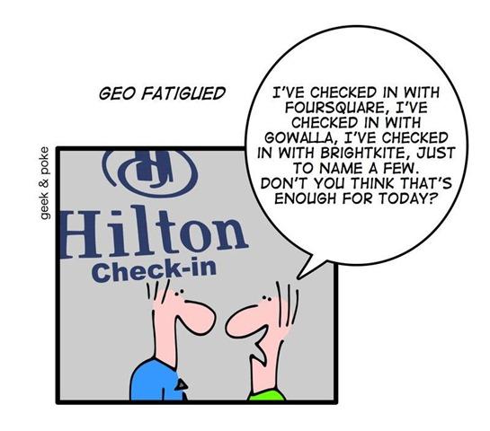 Check in Fatigue