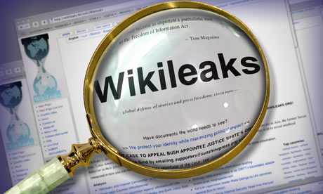 On Wikileaks, the Inkspots and a political philosophy ramble