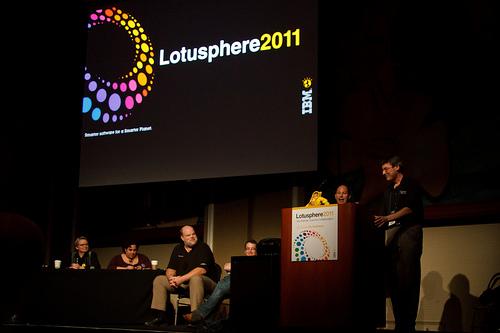 Lotusphere 2011: Social Business Here Comes IBM