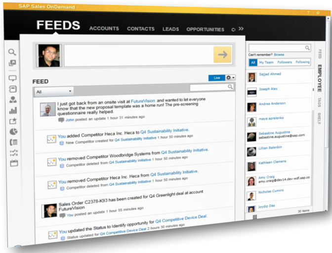 Product Review: Inside SAP's Line-of-Business OnDemand Strategy