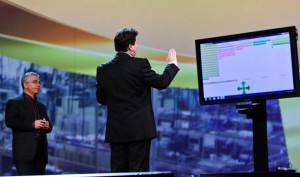 Converging Giants: Microsoft Dynamics lines up against SAP, Oracle, and Salesforce.com