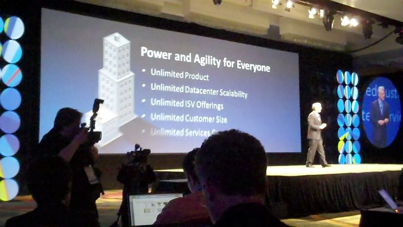 NetSuite the new Applications Unlimited