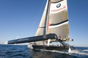Larry Ellison And I Disagree, And Not Just About The America's Cup