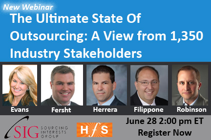 Join us for the Ultimate State of Outsourcing.