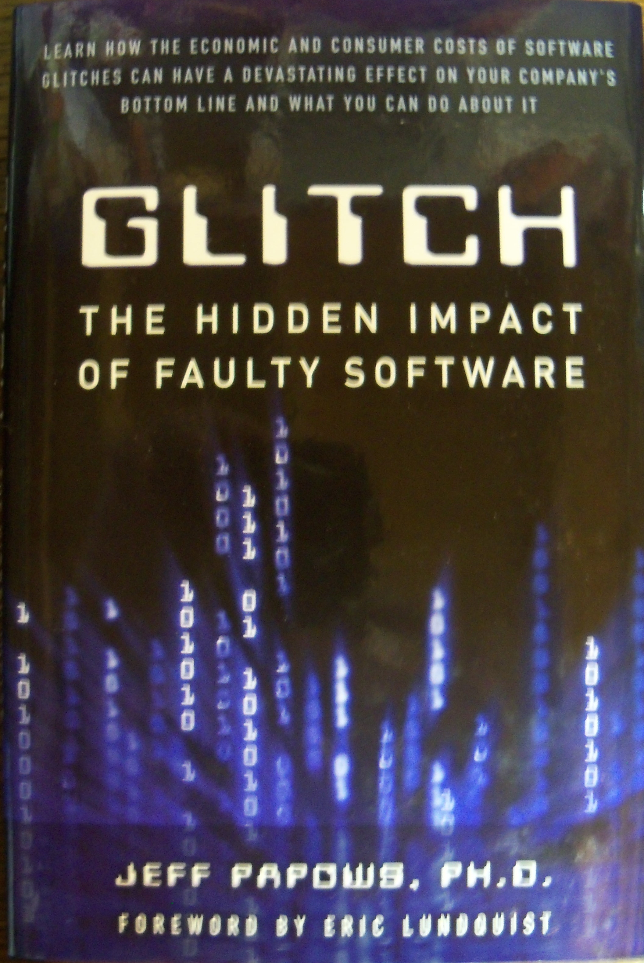 Glitch and recent system outages