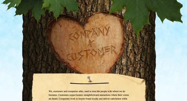The Company – Customer Pact