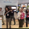 Workday Flash Mob @ HR Tech