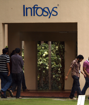As InfosysBPO reaches the $500m mark, is it ready for the big-time?