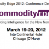 Announcing Commodity Edge -- a New Type of Sourcing and Procurement Conference