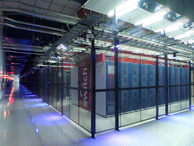 Switch SuperNAP data centre
