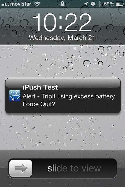 Mobile energy saving app?
