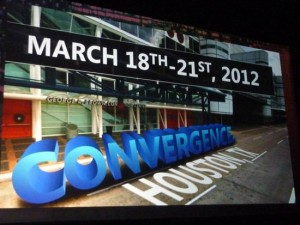 Notes from Convergence 2012