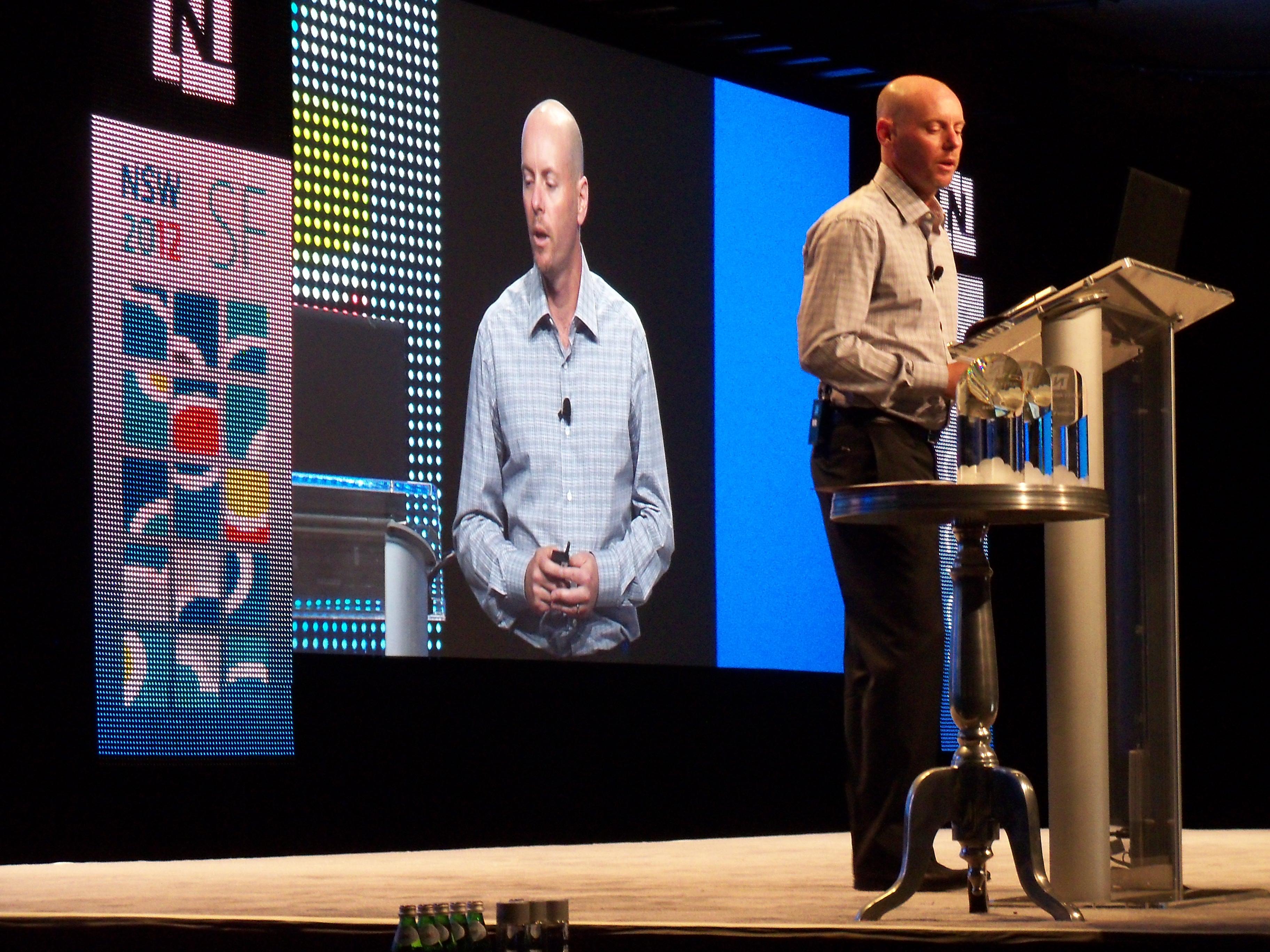 NetSuite Founder Evan Goldberg - copyright 2012 TechVentive, Inc.