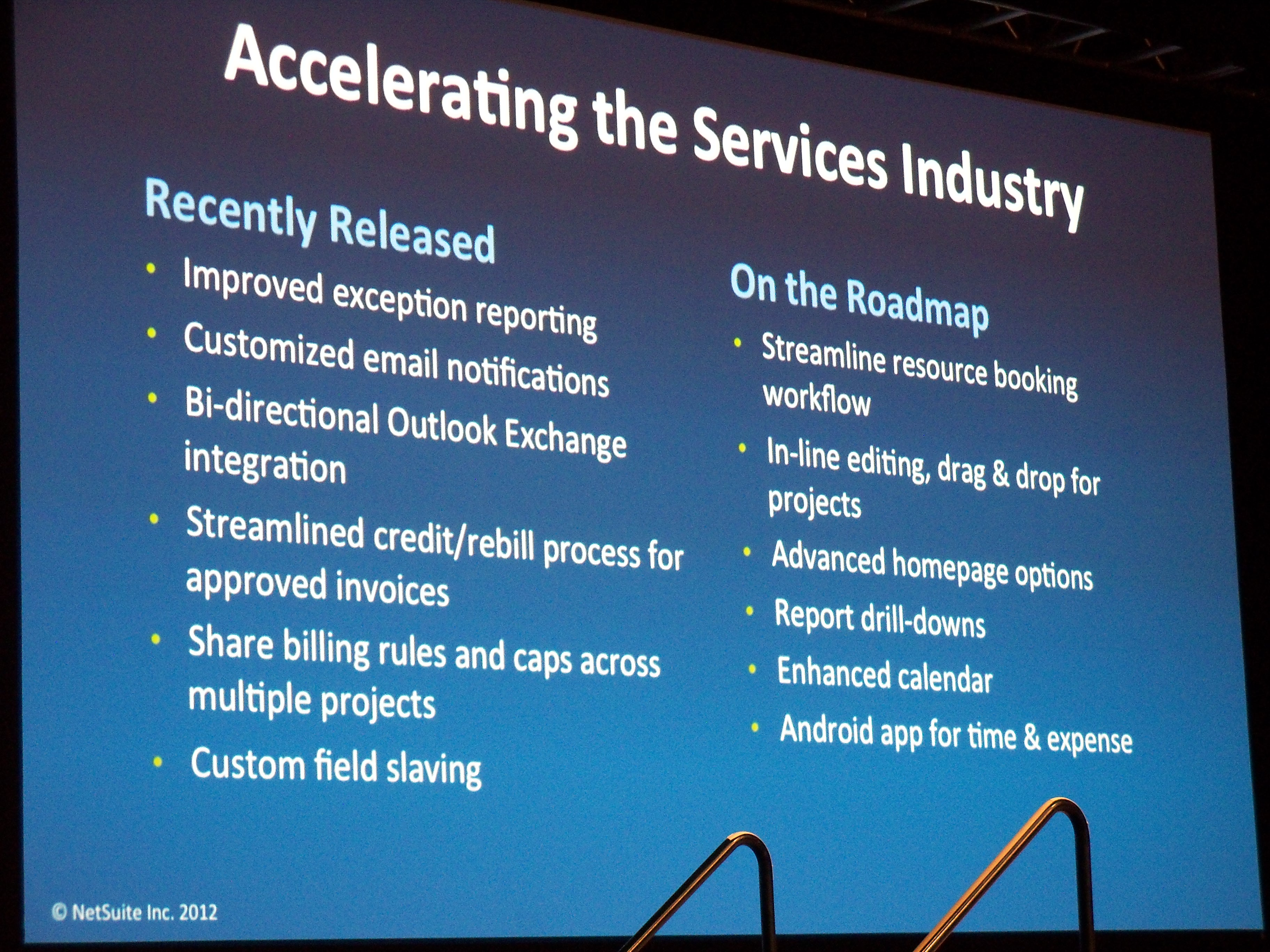 Professional Services - copyright 2012 TechVentive, Inc.
