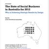 Social business in Australia