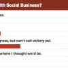 Social Maturity at Scale: From Evangelism to Execution