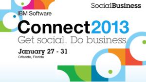 IBM connect 2013