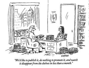 books publishing