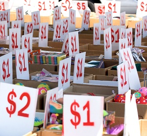procurement flea market