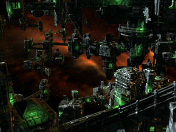 Borg Unicomplex
