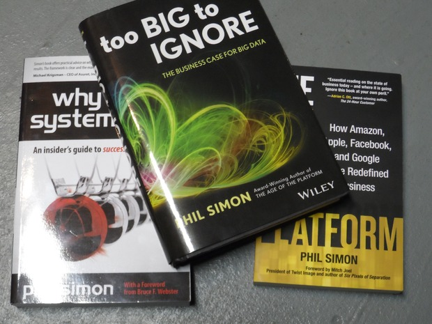 """Book Review - """"Too BIG to IGNORE"""" by Phil Simon"""